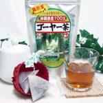 血糖値を下げ、ダイエットにも効果的なゴーヤの種茶を飲んだ感想