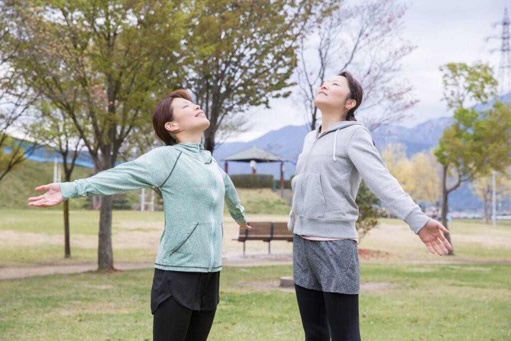 2つの女性ホルモン