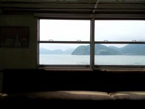 電車の中でのうたた寝